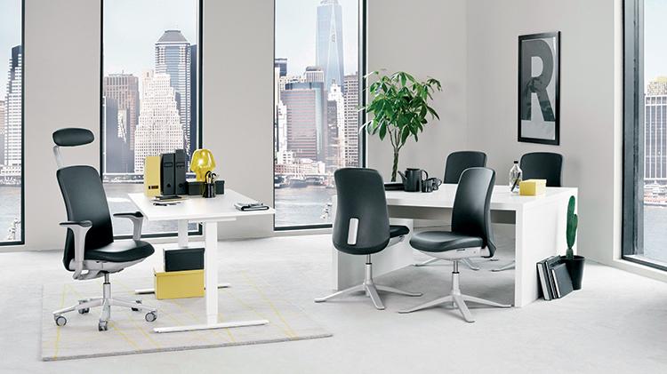 Sedie Per Ufficio Hag : Sedie ergonomiche per ufficio a palermo ergomodo